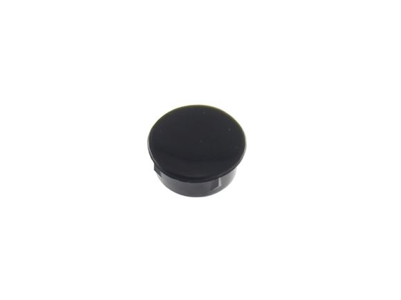 Black Screw Covers for Sockets  product image