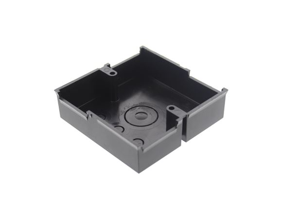 Black Back Box for Sockets product image