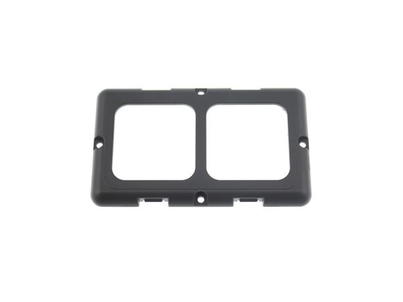Double C-Line Socket Surround Inner (Black) product image
