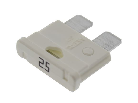 25 Amp Blade Fuse - Clear product image