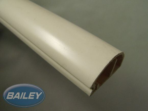 Magnolia Cable Trunking Profile 3m Length  product image
