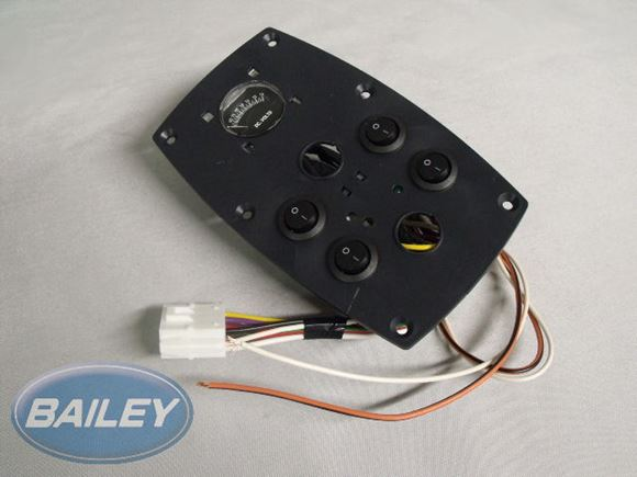 Series 7 Pageant Volt Meter/Control Panel product image