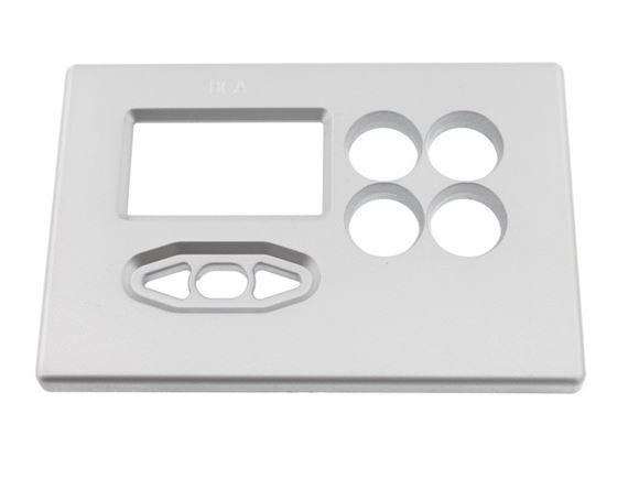 Approach Autograph Control Panel Cover Silver product image
