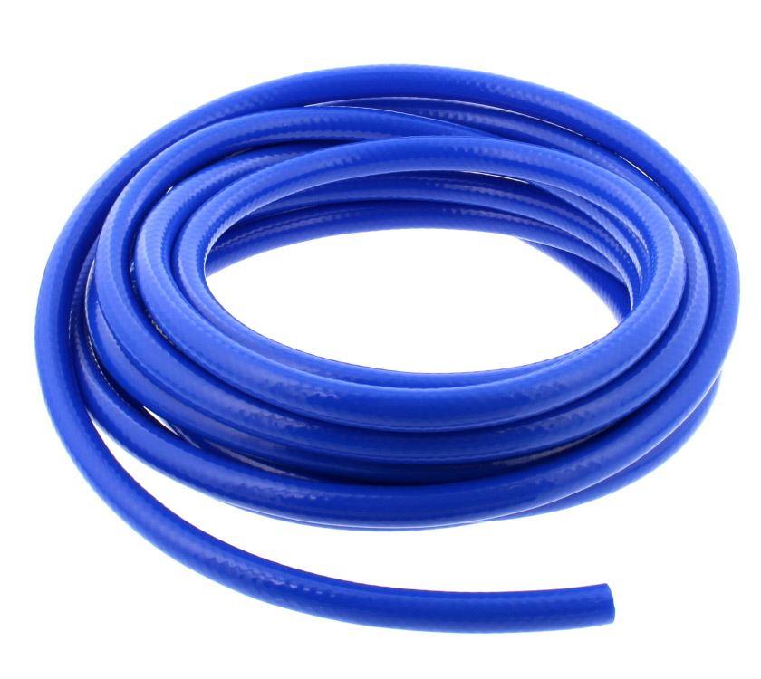 Blue Water Hose Reinforced 10mm Id Prima Leisure