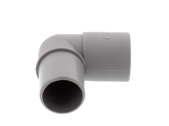 Grey 28mm 90 Deg Pipe-PF Fitting M-F product image