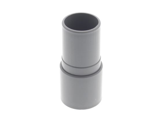 Grey 28mm Convolute-28mm P/Adapter M-F product image