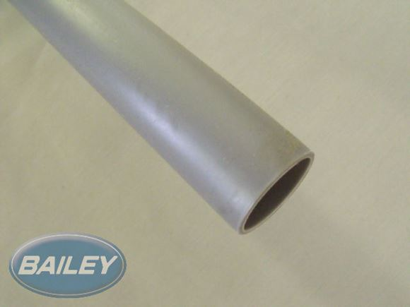 Read more about Grey 28mm P/F Rigid Pipe 3m Length Polypropylene  product image