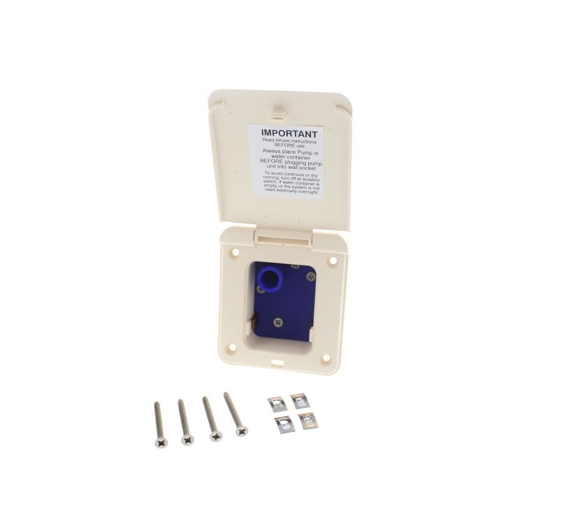 Whale 921 Watermaster Pump Inlet Socket Prima Leisure