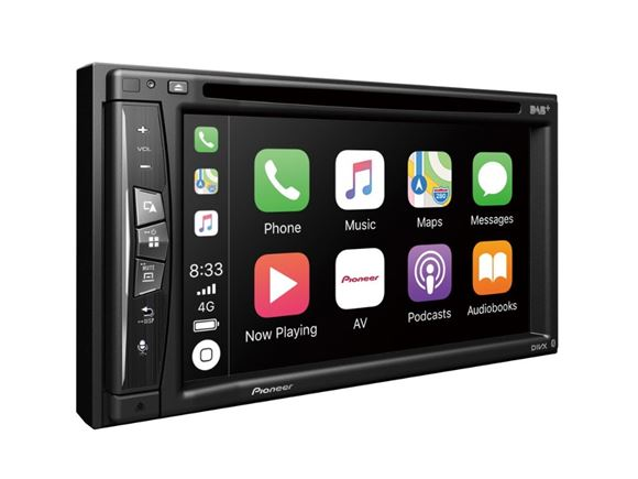 "Pioneer Navi EU 6.2"" Screen (unit only) product image"