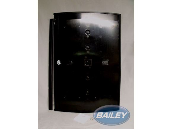 RM8550L Fridge Door Black L/H Hinge product image