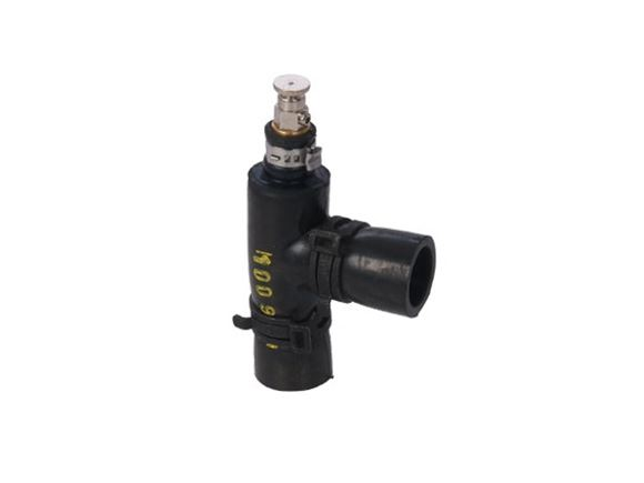 Alde Vertical Rubber Elbow Valve c/w Clips product image
