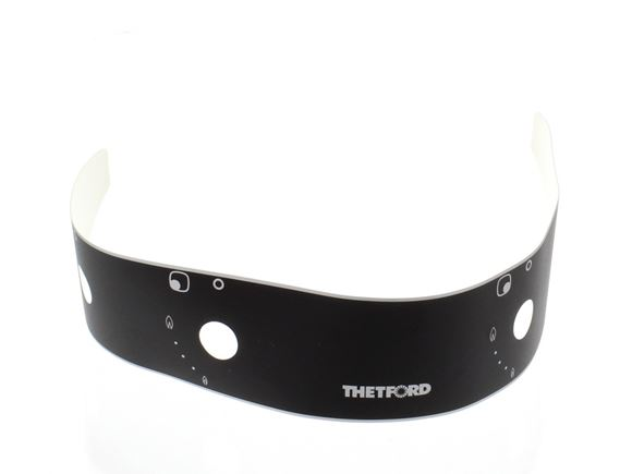 Thetford Alu-Tech Hob Decal  product image