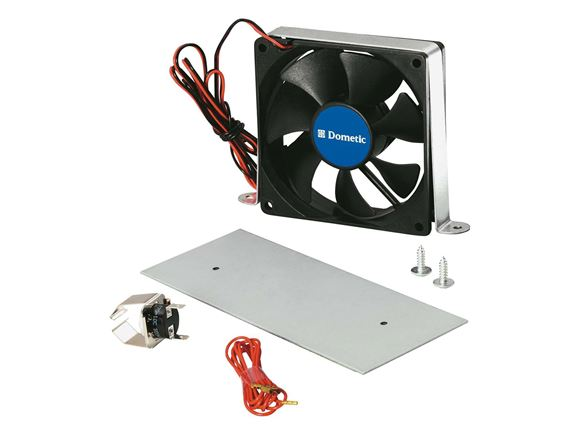 Dometic RMD8551 Fridge Ventilator Fan Kit product image