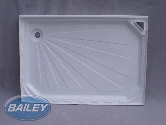 Rear Corner Shower Tray  product image