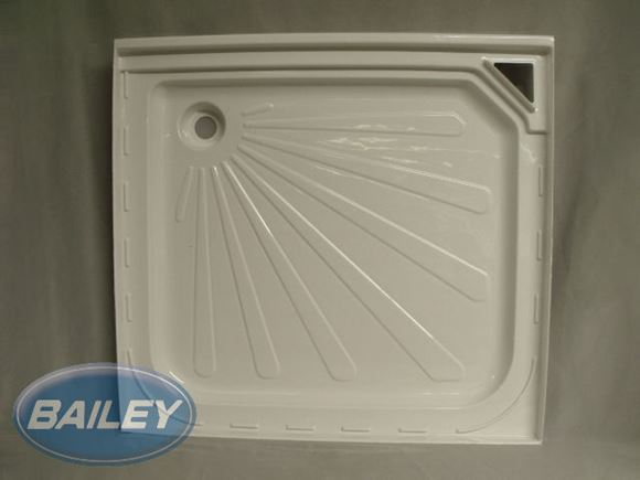 Shower Tray for Olympus & Peg product image