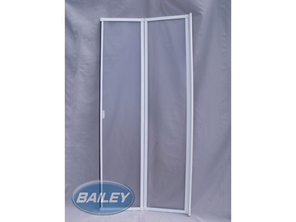 Ellbee L/Weight Folding Shower Door 1700x800mm product image