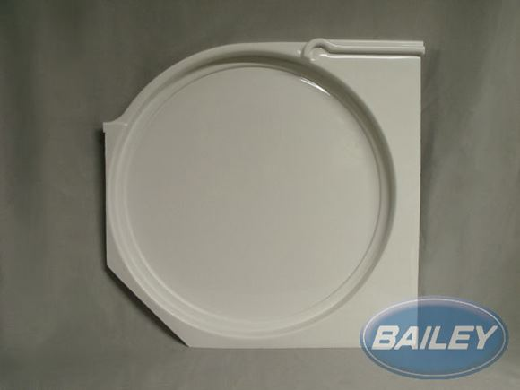 Centre Toilet R/H Shower Cubicle Lid product image