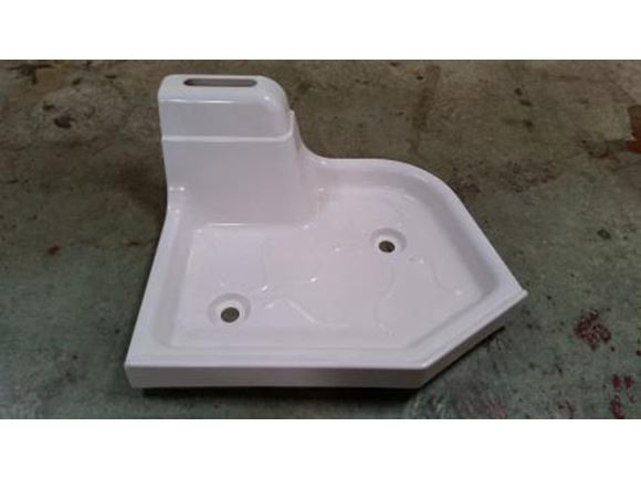Approach Autograph 765 750 Shower Tray product image