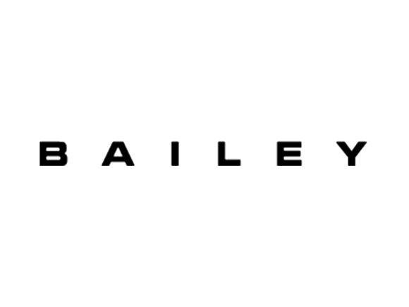 DY1 BAILEY Matt Black Name Decal product image