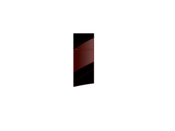 AH3 74-2 74-4 N/S Exterior Door Upper R/H Decal 4 product image