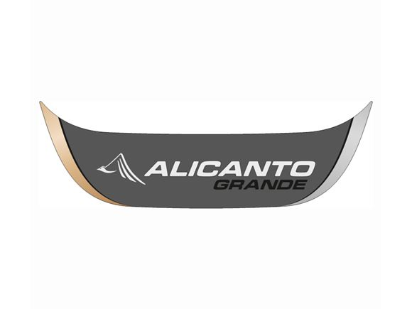 AG1 Alicanto Grande Upper Rear Decal B product image