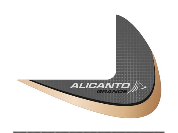 AG1 Alicanto Grande O/S Main Side Window Decal A  product image