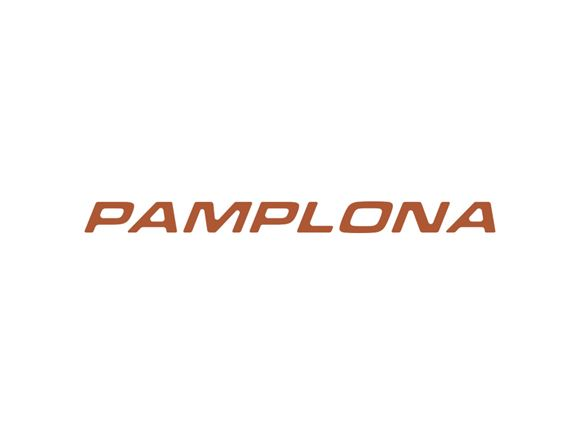 UNB Pamplona Model Name Decal product image