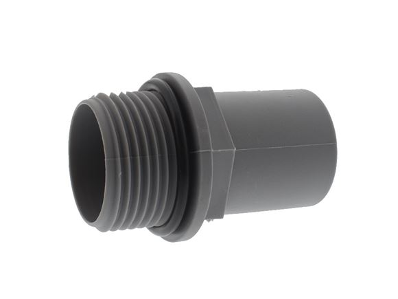 Waste Water Tank 28mm Grey Screw Fitting product image