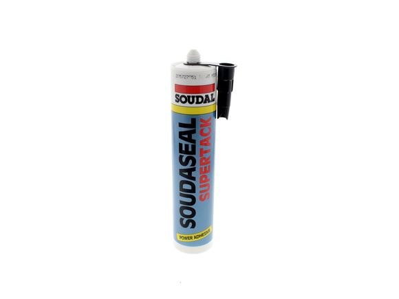 Soudal Super Tack BLACK Sealant Tube 290ml product image