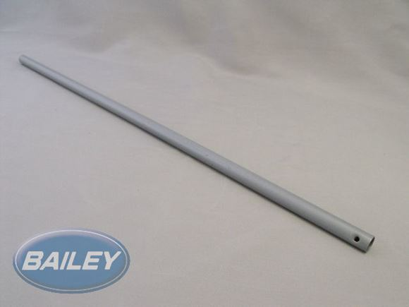 Silver Table Stick Leg & Receiver 670mm product image