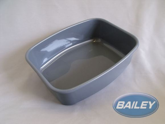 Silver Plastic Sink Bowl product image
