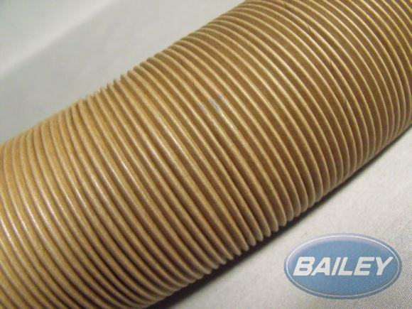 Brown Heater Duct 60mm ID Interior product image