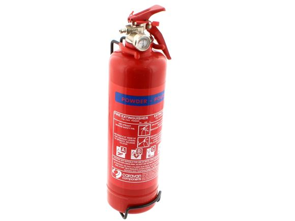 Fire Extinguisher Dry Powder 1kg product image