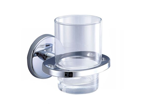 Read more about Toothbrush Holder Turret 8557 Chrome product image