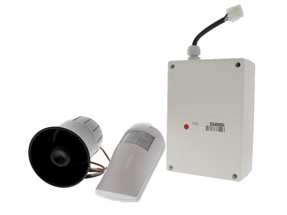 Tracker Caravan Monitor and Alarm product image