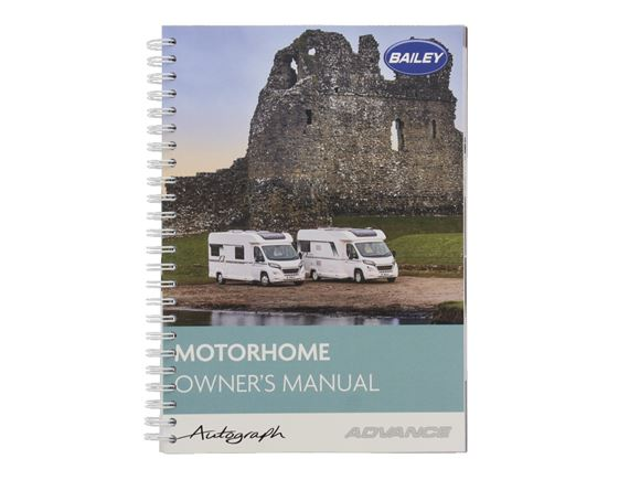 AH2 & AE2 Owners Manual & Service Book product image