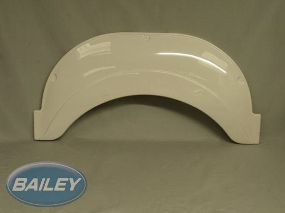 1998/99/00/01 ABS Single Wheel Arch Spat All Vans product image