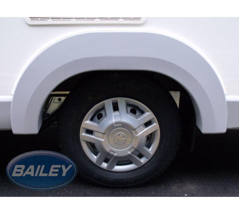 New Motorhome Wheel Spat Ral7004 No Awning Prima Leisure