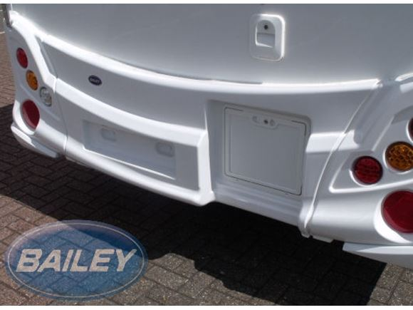 Unicorn III Rear Centre Bumper w/ Cut Out product image