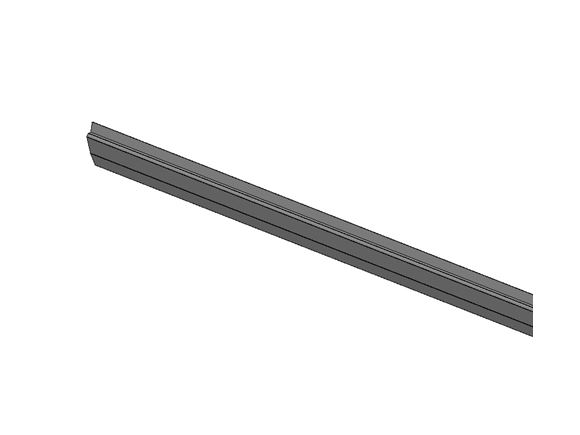 Rear Bumper Fixing Extrusion 2246mm product image