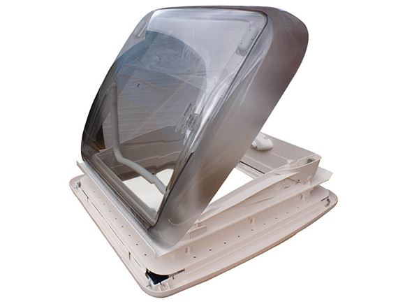 Mini Heki 31 mm w/ Rooflight 400 x 400 mm product image