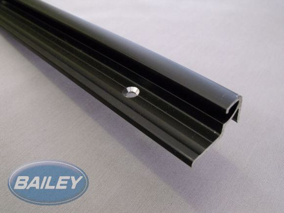 Polyplastic Black Front Window Hinge Rail 1620mm  product image