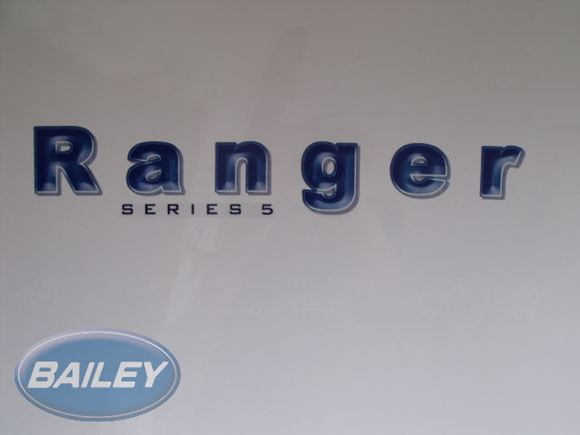 S5 Ranger Front / Rear Panel Decal product image