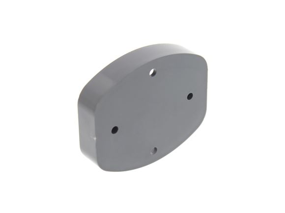 Grey Quick/Ext Retainer Flat Spacer product image