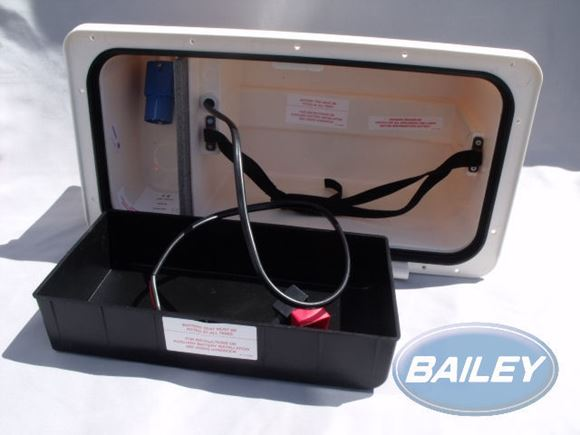 Battery Box RAL9001 ( Series 5 Onwards ) product image