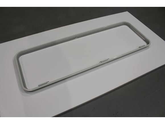 White Exterior Door Frame only L/H for 1120310 product image