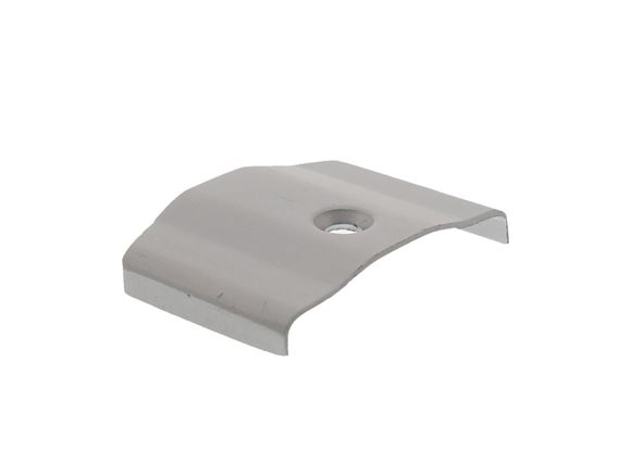 Silver Roof Strap End Cap product image
