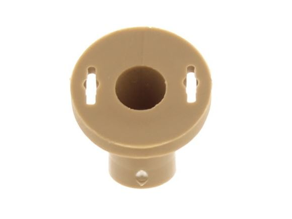 Beige Wheel Spat Retaining Fixing Grommet product image