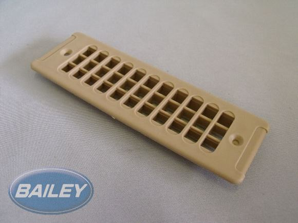 Beige 2000 Vent  ( Brown Rectangle ) product image