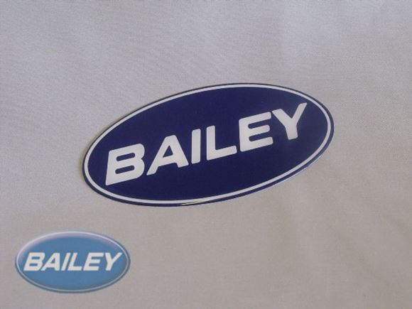 Bailey Oval Badge- not shaded product image